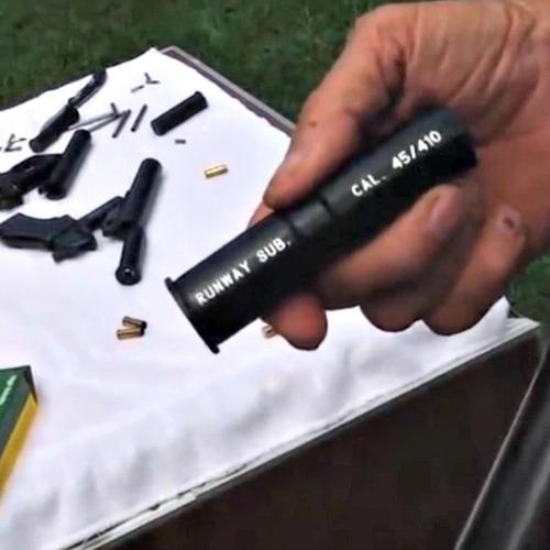 Turn a Flare Gun into a Real Gun | CHKadels com | Survival